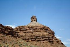 De Vallei van het monument Royalty-vrije Stock Fotografie
