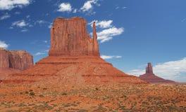 De Vallei van het monument in het Zuidwesten van Amerika royalty-vrije stock afbeeldingen