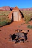 De Vallei van het monument, Utah, de V.S. royalty-vrije stock afbeeldingen