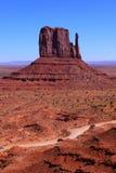 De Vallei van het monument, Utah, de V.S. Stock Afbeelding