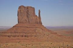 De Vallei van het Monument van de Vuisthandschoen van het westen Royalty-vrije Stock Afbeeldingen