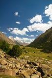 De vallei van Jiptik Royalty-vrije Stock Foto