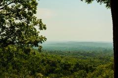 De vallei van Lasterrazas, Cuba Stock Afbeelding