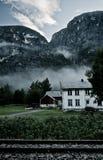 De Vallei van Romsdalen Stock Afbeeldingen