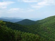 De vallei van Shenandoah in Virginia - de V.S. Stock Afbeelding