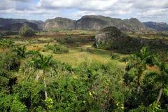De vallei van Vinales, Cuba Royalty-vrije Stock Afbeelding