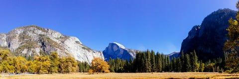 De Vallei van Yosemite bij de Mening van de Tunnel Royalty-vrije Stock Afbeelding