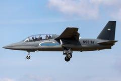 De van de van het van de de Schorpioen lichte aanval en Intelligentie, toezicht en verkenning van Textron Lucht-grond vliegtuigen royalty-vrije stock fotografie