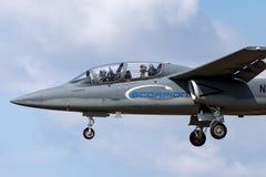 De van de van het van de de Schorpioen lichte aanval en Intelligentie, toezicht en verkenning van Textron Lucht-grond vliegtuigen stock fotografie