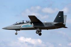 De van de van het van de de Schorpioen lichte aanval en Intelligentie, toezicht en verkenning van Textron Lucht-grond vliegtuigen stock foto