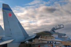 De vechter van de lucht Royalty-vrije Stock Afbeeldingen