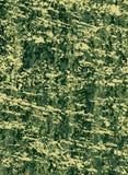 De vector abstracte achtergrond van de militaire of de jachtcamouflage Kaki textuur Royalty-vrije Stock Afbeelding