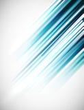 De vector abstracte achtergrond van rechte lijnen Stock Foto
