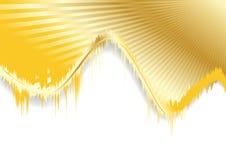 De vector achtergrond van de grungechocolade Royalty-vrije Stock Afbeelding