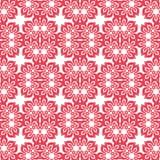 De vector achtergrond van het damast naadloze patroon De elegante luxetextuur voor behang, de achtergronden en de pagina vullen Royalty-vrije Stock Afbeelding