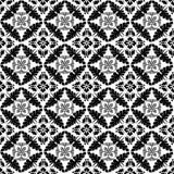 De vector BloemenAchtergrond van het Patroon stock illustratie