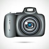 De vector Camera van de Foto Stock Illustratie