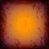 De vector donkere achtergrond van grungehalloween Royalty-vrije Stock Foto's