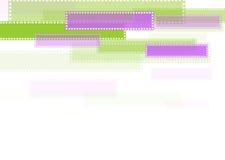 De vector kleurrijke achtergrond van technologie Royalty-vrije Stock Foto