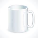 De vector Mok van de Koffie Vector Illustratie