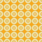 De vector naadloze patronen van toestellenpictogrammen Stock Foto