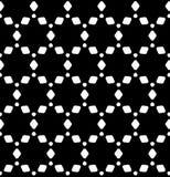 De vector naadloze textuur, vat geometrische achtergrond samen Stock Foto's