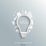 De vector reeks van het embleemmalplaatje stock illustratie
