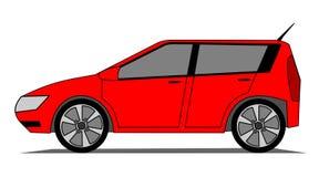 De vector van de auto stock illustratie