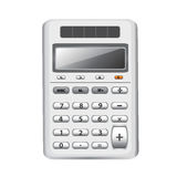 De vector van de calculator