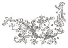 De vector van de decoratie Royalty-vrije Stock Foto's