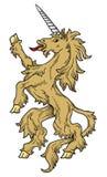 De vector van de eenhoorn royalty-vrije illustratie