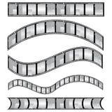 de vector van de filmstrook Royalty-vrije Stock Foto