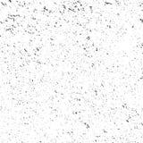 De vector van de Grungetextuur op witte achtergrond Stock Foto