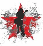 De vector van de muziek Royalty-vrije Stock Afbeeldingen