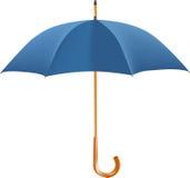 De vector van de paraplu royalty-vrije illustratie