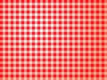 De Vector van de Textuur van het tafelkleed Royalty-vrije Stock Fotografie