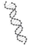 De vector van DNA stock illustratie