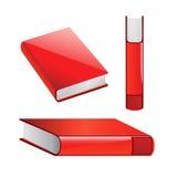 De vector van het boek Stock Afbeeldingen