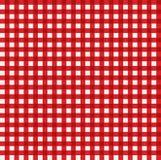 De vector van het de picknicktafelkleed van het patroon Royalty-vrije Stock Foto