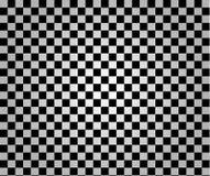 De Vector van het schaakpatroon Stock Foto