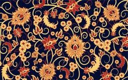 De vector van het tapijt Stock Fotografie