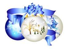 De vector van Kerstmis Stock Fotografie