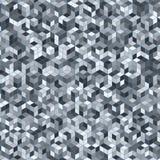 De vectorachtergrond van het mozaïekpatroon voor uw apparaat royalty-vrije stock afbeelding