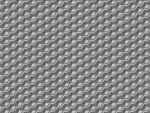 De vectorachtergrond van optische illusie 3D vormen Royalty-vrije Stock Afbeelding