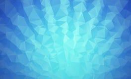 De vectorachtergrond van de Veelhoek Abstracte moderne Veelhoekige Geometrische Driehoek Royalty-vrije Stock Afbeeldingen