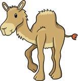 De VectorIllustratie van de kameel Stock Fotografie