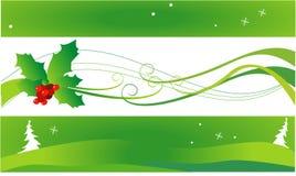 De vectorillustratie van Kerstmis Royalty-vrije Stock Foto's