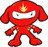De VectorIllustratie van Ninja van de hond Royalty-vrije Stock Foto