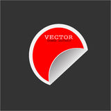 De vectorsamenvatting van de moderbanner Royalty-vrije Stock Foto