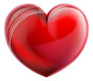 De Veenmolbal van de hartvorm Stock Fotografie